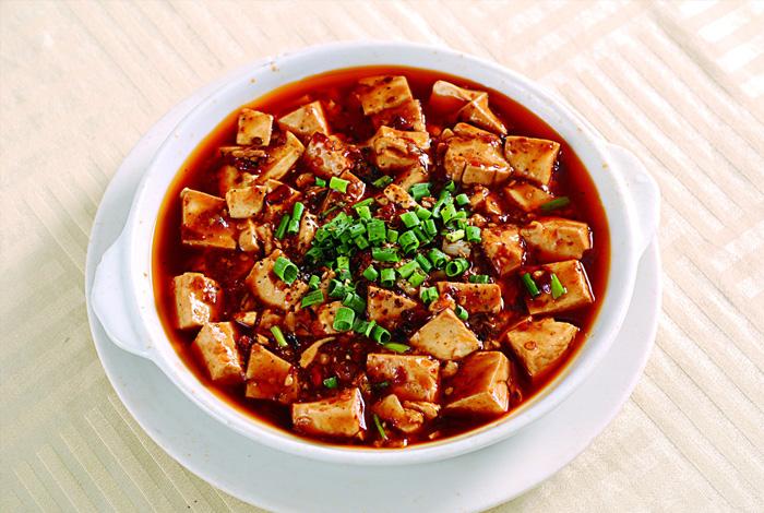 邹平孙大妈小吃培训麻婆豆腐的做法