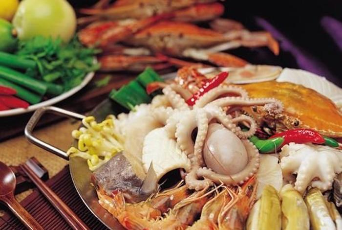 邹平孙大妈小吃培训吃海鲜的三大禁忌