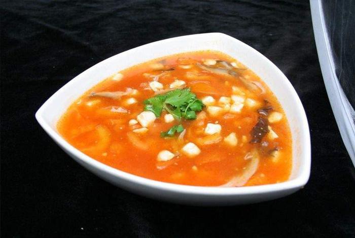 邹平孙大妈小吃培训--西红柿炖豆腐