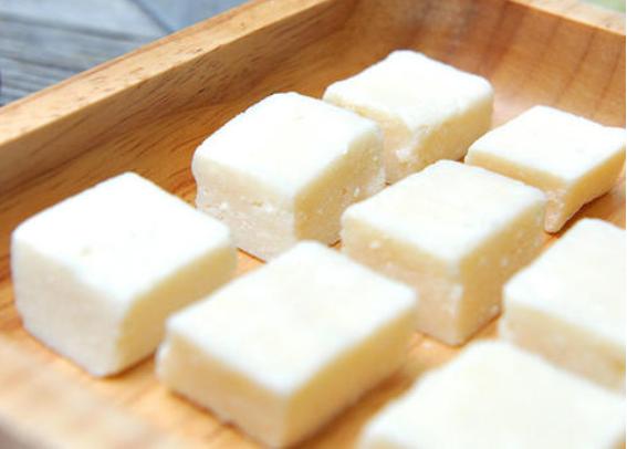 奶香小零食制作