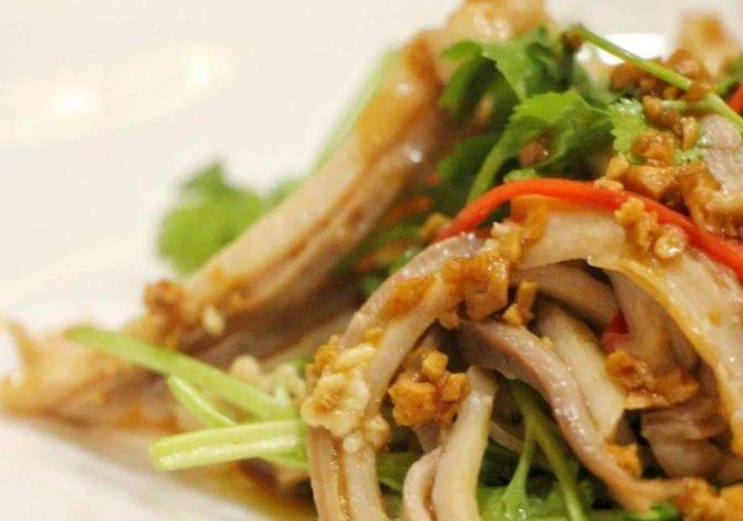 沙姜炒猪肚|小吃培训